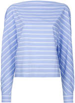 Dion Lee cross placket shirt