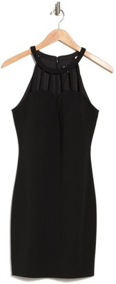 GUESS Strappy Sleeveless Mini Dress