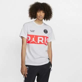 Nike Wordmark T-Shirt PSG