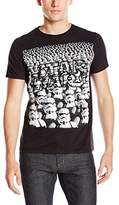 Star Wars Men's Stormtrooper Crowd T-Shirt