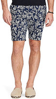 Polo Ralph Lauren Stretch Twill Classic-Fit Floral-Print Chino Shorts