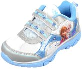 "Disney Frozen Girls ""Ice Glow"" Light-Up Sneakers"