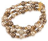 Carolee Metropolitan Club Stretch Bracelet