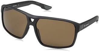 Columbia Men's Black Ridge BLACK RIDGE-002 Aviator Sunglasses