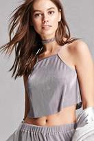 Forever 21 Miss Truth Cami Crop Top