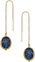 Heather Hawkins Thread Thru Earrings - 14K Gold Fill - Multiple Colors