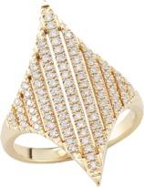 DANA REBECCA DESIGNS Jeb Diamond Pave Ring