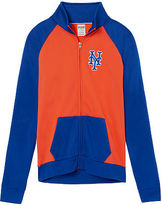 PINK New York Mets Bling Track Jacket