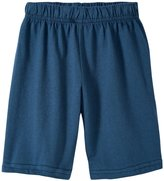 City Threads Soft Jersey Simple Short (Toddler/Kid) - Charcoal - 4T