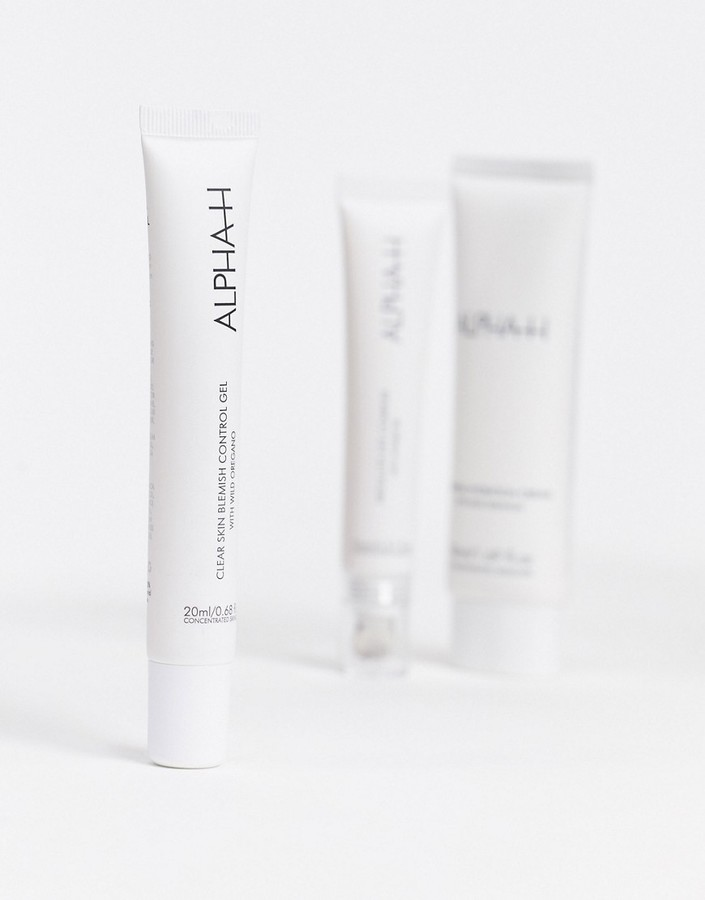 Thumbnail for your product : Alpha-h Clear Skin Blemish Control Gel with Wild Oregano 20ml-No colour