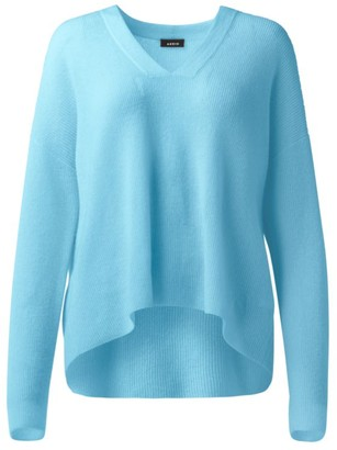 Akris Cashmere-Blend Pullover Sweater