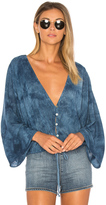Blue Life Maia Coconut Top