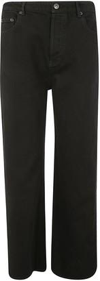 Balenciaga Wide-leg Classic Jeans