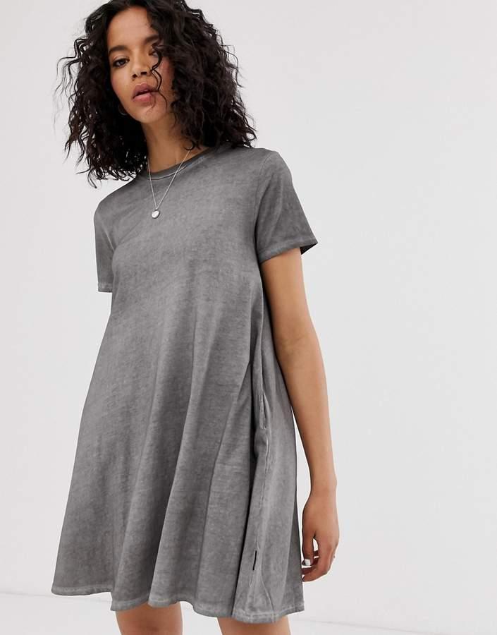 Cheap Monday organic cotton a-line t-shirt dress