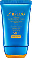 Shiseido Ultimate Sun Protection Cream Broad Spectrum SPF 50+ WetForce