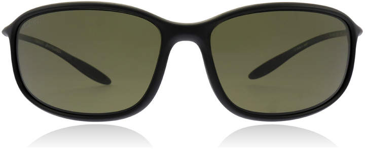 Serengeti Sestriere Sunglasses Satin Black Satin Black Polariserade 61mm