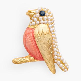 Talbots Songbird Brooch