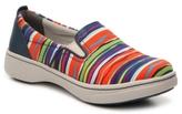 Dansko Belle Striped Slip-On Sneaker