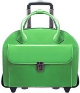 """McKlein Mckleinusa Glen Ellyn 15"""" Leather Patented Detachable - Wheeled Ladies' Laptop Briefcase ()"""