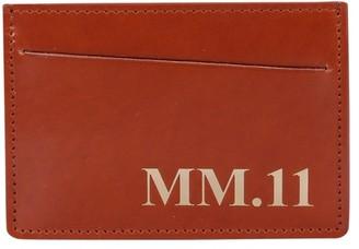 Maison Margiela Logo Card Holder