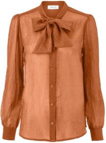 Modstrom Fernanda Shirt - XS | polyester | mocha - Mocha