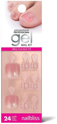 Nail Bliss Professional French Toe Nail Kit