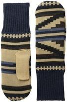 Pendleton Fleece Lined Mittens