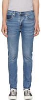 Levi's Levis Blue Altered 510 Skinny Fit Jeans