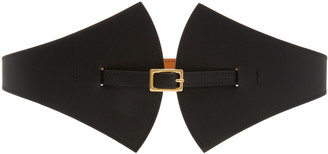 Maison Vaincourt Leather Waist Belt