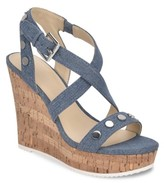 GUESS Tazio 3 Wedge Sandal