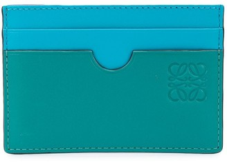 Loewe colour-block card holder