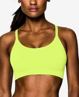 Under Armour Seamless Low-Impact Compression Sports Bra
