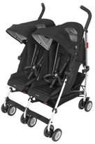 Maclaren BMW Twin Stroller in Black