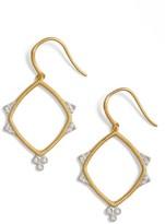 Freida Rothman Women's Visionary Fusion Drop Earrings
