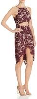 Style Stalker Stylestalker Rosale Cutout Lace Dress