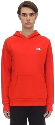 The North Face Raglan Redbox Sweatshirt Hoodie