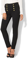 New York & Co. 7th Avenue Design Studio - Legging Fit - Slim-Leg Pant - SuperStretch
