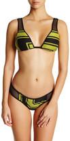 Seafolly Trackside Slide Triangle Bikini Top