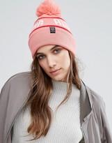 Pull&Bear Logo Beanie Hat