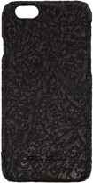 Rick Owens Black Leather Iphone 6 Case