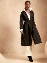 Thumbnail for your product : Banana Republic Soft Trench Coat