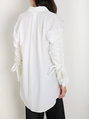 Strateas Carlucci Veil Macro Shirt