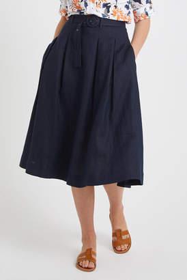 Sportscraft Eliza Linen Skirt