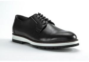 Ike Behar Men's Handmade Hybrid Plain Toe Shoes Men's Shoes