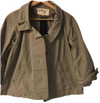 Etoile Isabel Marant Khaki Synthetic Leather jackets