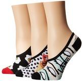 Vans Kendra Canoodles Women's No Show Socks Shoes
