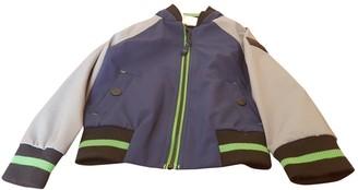 Michael Kors Multicolour Polyester Jackets & Coats