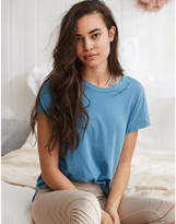 aerie Real Soft Embroidered Tee