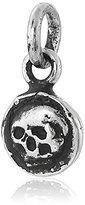 Pyrrha Skull Sterling Silver Petite Charm