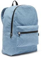PINK Denim Backpack
